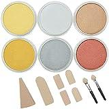 Panpastel Set de 6 Peinture Pastels Métallique