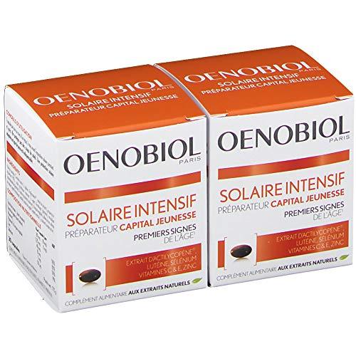 Tan Enhancer (Oenobiol Tan Enhancer Anti-Ageing 2 x 30 Gel-Caps)
