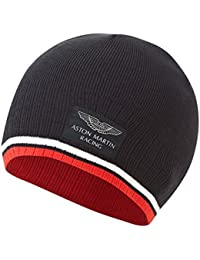 NEW FOR 2016 - Aston Martin Racing Team Beanie Winter Knitted Hat Sportscars by Aston Martin