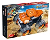 Fun Christmas or Birthday Gift Idea Boys Age 4+ Number 1 Selling 81 Piece Pull Back Monster Truck - Intergrate With Other Leading Brands