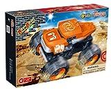 JJ's Gift Shop ideal für Kinder über Dem Jahre 4+ Banbao Bau Bauklötze 81 stücke Monster LKW Pull & Speed