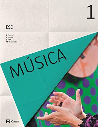 Música 1 ESO Andalucía por Varios autores