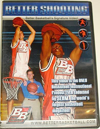 Better Basketball Better Shooting DVD