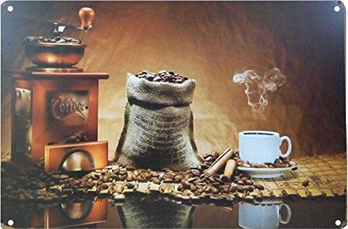 Duftenden Kaffee Dose Schilder, Verlaufsfilter X 300mm