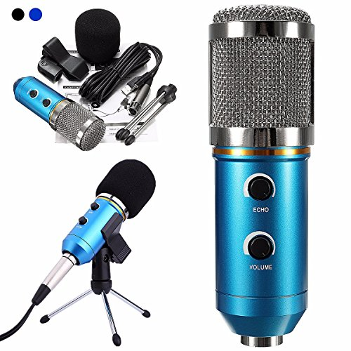 vente microphone usb micro pc micro studio microphone micro condensateur filaire microphone. Black Bedroom Furniture Sets. Home Design Ideas