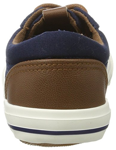 Supremo 2740302, Sneakers basses garçon Bleu Marine