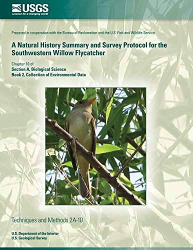 A Natural History Summary and Survey Protocol for the Southwestern Willow Flycatcher