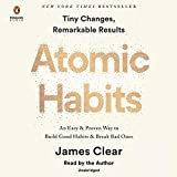 Купить Atomic Habits: An Easy & Proven Way to Build Good Habits & Break Bad Ones