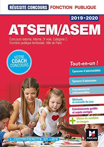 Réussite Concours ATSEM/ASEM Préparation complète - 2019-2020 - Préparation complète par  Jocelyne Guérin