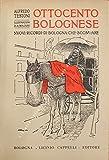 Ottocento Bolognese. Nuovi ricordi di Bologna che scompare con illustrazioni di A. Majani (Nasica)