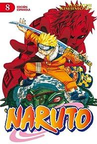 Naruto nº 08/72 par Masashi Kishimoto