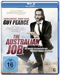 The Australian Job - Die wahre Geschichte der Twentyman-Brüder [Blu-ray]