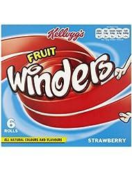 Kellogg's Kellogg's Winders Strawberry, 102 grams
