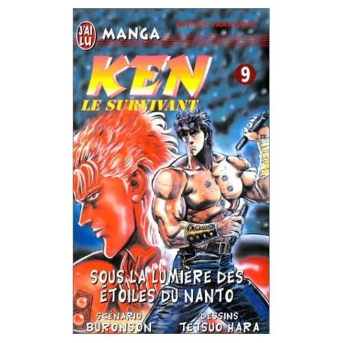 Ken le survivant, tome 9 : Sous la Lumière des étoiles du Nanto