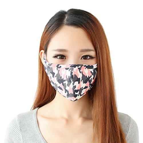 Lote 3 máscaras algodón PM2.5 prevenir polvo humo