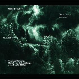 Schubert: Trio in Es-Dur, Notturno