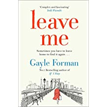 Leave Me (English Edition)