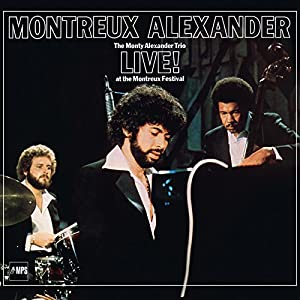 Monty Alexander -  Montreux Alexander
