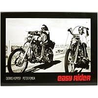Easy Rider Chopper Motorrad Blechschild Gewölbt Neu  20x30cm S2793