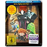 Hotel Transsilvanien 2 3D - Limited Steelbook Edition (Blu-ray 3D + Blu-ray + UV Copy) Blu-ray