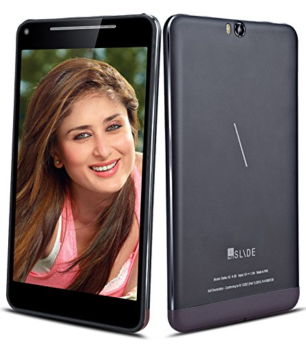 iBall Slide STELLAR-A2 Tablet (8GB, 7 Inches, WI-FI) Grey, 1GB RAM Price in India