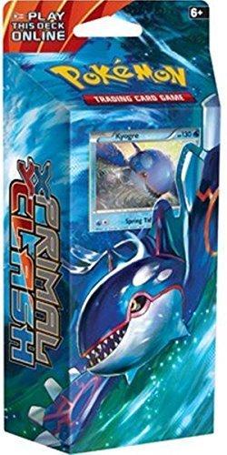 Pokemon - XY Primal Clash Theme Deck - Ocean's Core - Kyogre by Pokemon