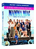 Mamma Mia! Here We Go Again (Blu-ray + Digital Download) [2018] [Region Free]