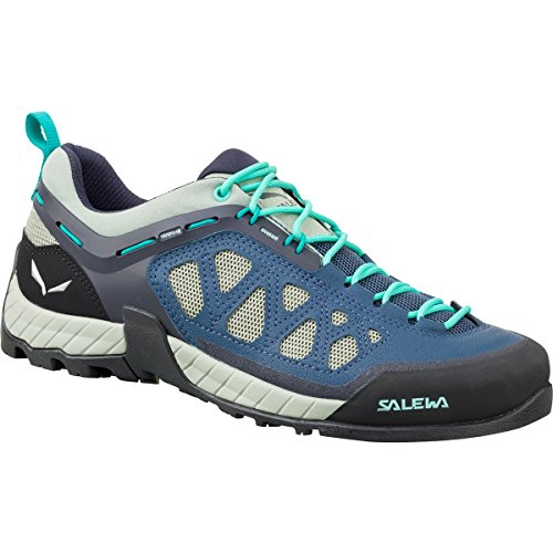 SALEWA Firetail 3, Scarpe da Trekking Donna Dark Denim/Aruba Blue