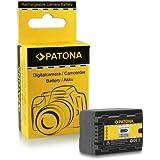 Bateria VW-VBK180 para Panasonic Camcorder HC-V10 | HC-V100 | V100M | HC-V500 | V500M | HC-V700 | V700M | HC-V707 | V707M | HDC-HS60 | HDC-HS80 | HDC-SD40 | HDC-SD60 | HDC-SD66