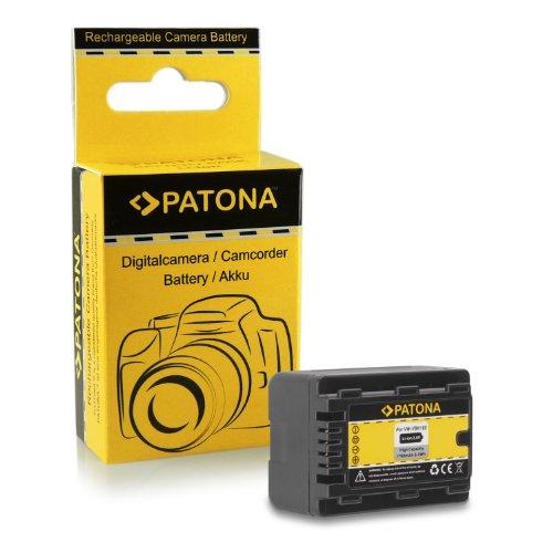 Batteria VW-VBK180 per Panasonic Camcorder HC-V10   HC-V100   V100M   HC-V500   V500M   HC-V700   V700M   HC-V707   V707M   HDC-HS60   HDC-HS80   HDC-SD40   HDC-SD60   HDC-SD66   HDC-SD80   HDC-SD90   HDC-SD99   HDC-SDX1   HDC-TM40   HDC-TM55   HDC-TM60   HDC-TM80   HDC-TM90 e più...