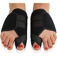 ultnice Paar Finger Protector Bunion Relief Schmerz Hallux Valgus Splints Bunion Corrector schwarz preisvergleich bei billige-tabletten.eu