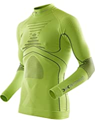 X-Bionic Erwachsene Funktionsbekleidung Man Acc Evo UW Shirt LG SL Turtle Neck
