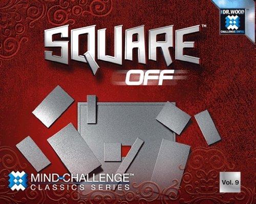 Piatnik 69228 - Mind Callenge Games : Square off