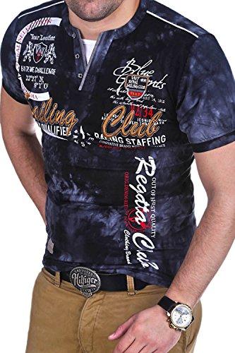 MT Styles 2in1 T-Shirt P-SACLUB R-2879 [Schwarz, 3XL]