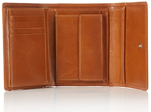 Picard Porto Ladies wallet 8469-schwarz Cognac (Marrone)