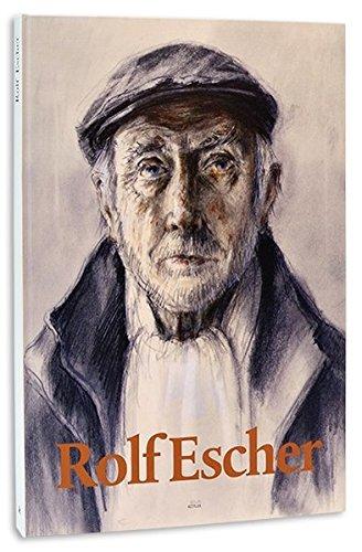 Rolf Escher: Zeichnungen - Edition Schöne Bücher (Escher-zeichnung)