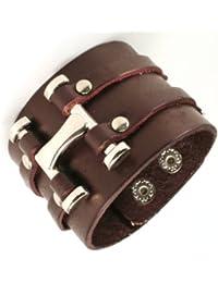 Cored Q035 Mens' Bracelet Leather