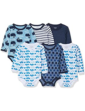 Care Baby - Jungen Body 3-packs and 6-packs