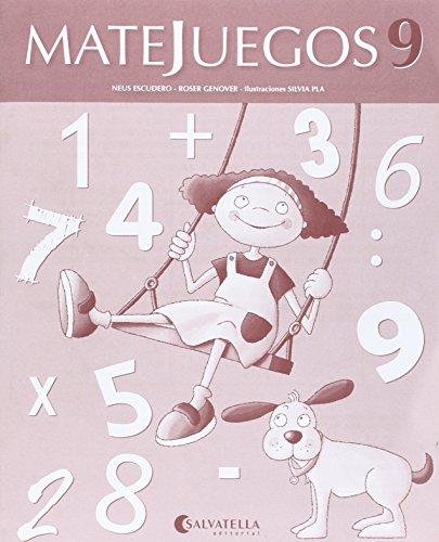 Matejuegos 9 por Roser Genover Huguet