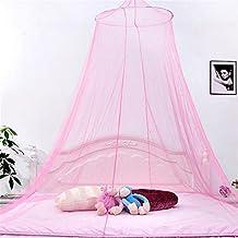 aquiver cama mosquitera, canopy compensación Cortina Cúpula cuelga contra Midges contra insectos para detener para vacaciones interior
