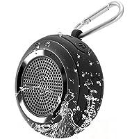 Tronsmart Splash 7W Mini Portable Bluetooth Speaker, IP67 Water Resistant, 10-Hour Playtime, Richer Bass, Built-in Mic, AUX Line, TF Card, Mini Wireless Speaker for Travel Beach Shower Home