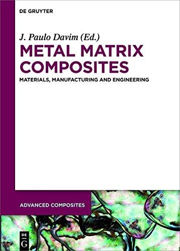 Metal Matrix Composites: Materials, Manufacturing and Engineering (Advanced Composites)