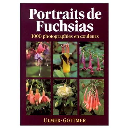 Portraits de fuchsias