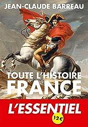 Toute l'histoire de France (TOUCAN ADULTES)