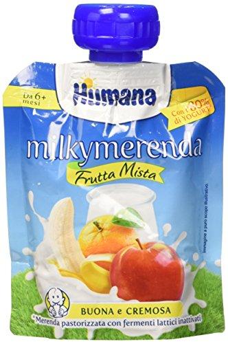 humana-milkymerenda-frutta-mista-merenda-6-pouch