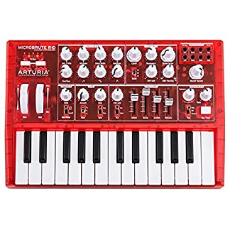 Arturia-MICROBRUTESERED-Monophonic-Analog-Synthesizer