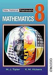 [New National Framework Mathematics 8 Core Pupil's Book] (By: M. J. Tipler) [published: September, 2003]