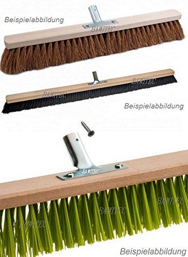 3x BawiTec Metallstielhalter Set 24mm Metall-Stielhalter Besen Besenstiel