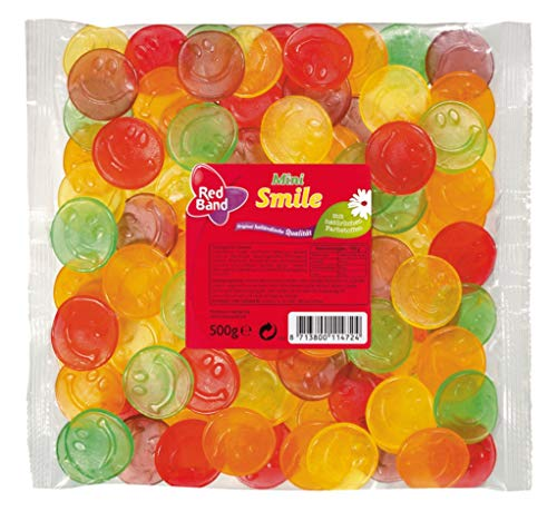 Red Band Mini-Smile 500g