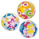 Jilong Beach-Ball Ø 35cm Wasserball Strandball Spielzeug Strand Pool Wasser